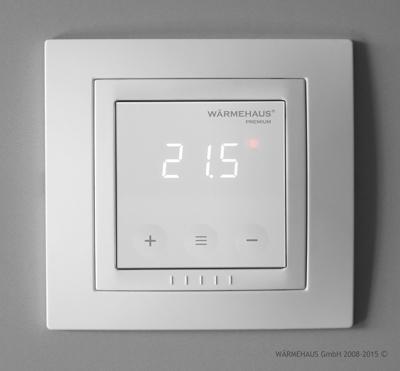 Терморегулятор Warmehaus WH300 WiFi