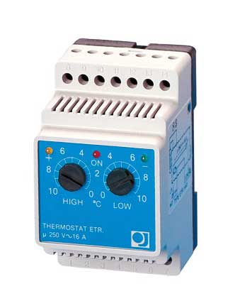 Терморегулятор ETR/F