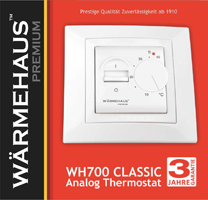 Терморегулятор Warmehaus WH700 CLASSIC