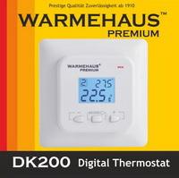 Терморегулятор Warmehaus DK 200