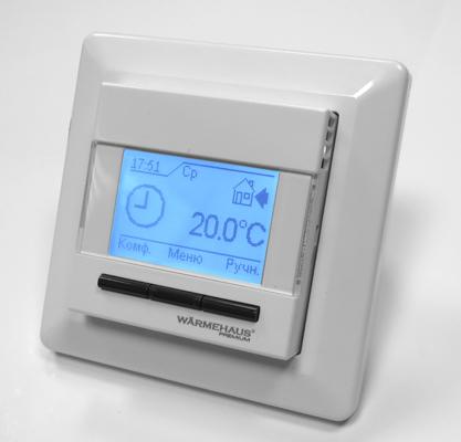 Терморегулятор Warmehaus WH600 PRO